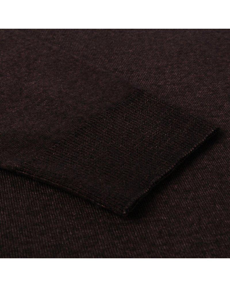 Stenstroms Stenstroms Garment Dyed Merino Crew Neck Sweater