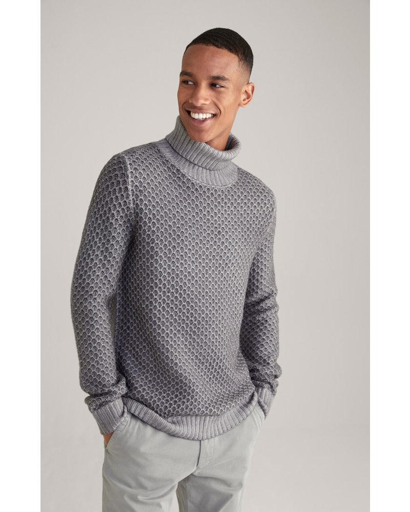 JOOP! JOOP! Wool Diamond Turtleneck Sweater