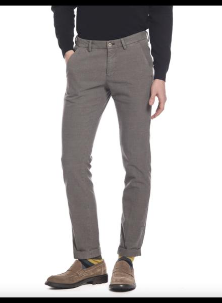 Mason's Torino Galles Pattern Chino Pants