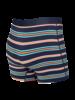 SAXX ULTRA Boxer Brief / Navy Vista Stripe