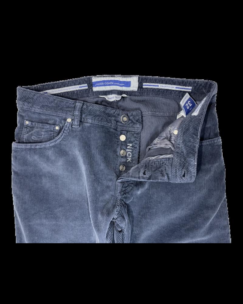 Jacob Cohen Jacob Cohen UQM06 Nick Slim 5-Pocket Corduroy