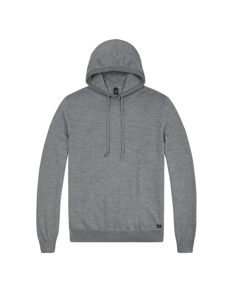 Wahts Wahts VAUGHN Knitted Hooded Sweater