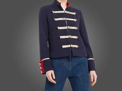 Manteaux de type militaire