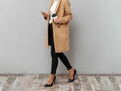 Manteaux et talons