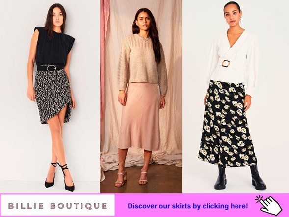 Discover our skirts by clicking here!