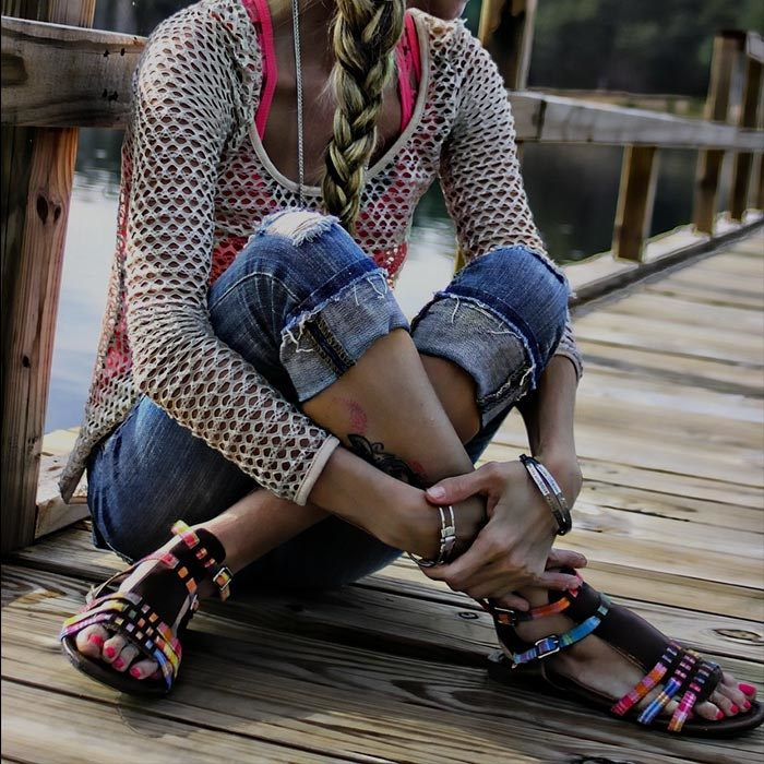 Want to buy quality women's sandals?