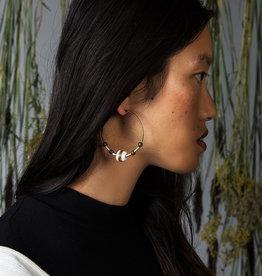 Kazak Boucles d'oreilles Calabasas PE18 Kazak