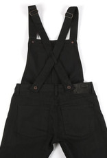 Naked and Famous The Overalls Black Power Stretch AH1920 Naked & Famous