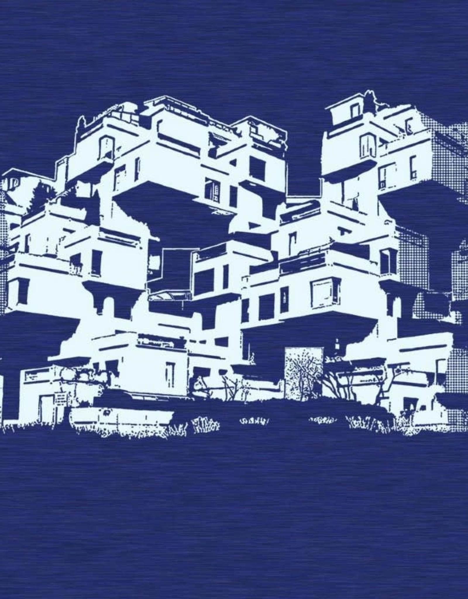 Tresnormale T-Shirt Homme Tresnormale Habitat 67 Bleu