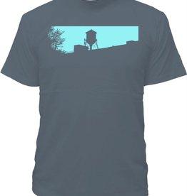 Tresnormale T-Shirt Homme Tresnormale Reservoir Gris