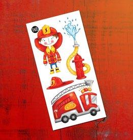 Pico Tatouage Pico Tatoo Max le pompier