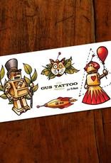 Pico Tatouage Pico Tatoo Voici les robots