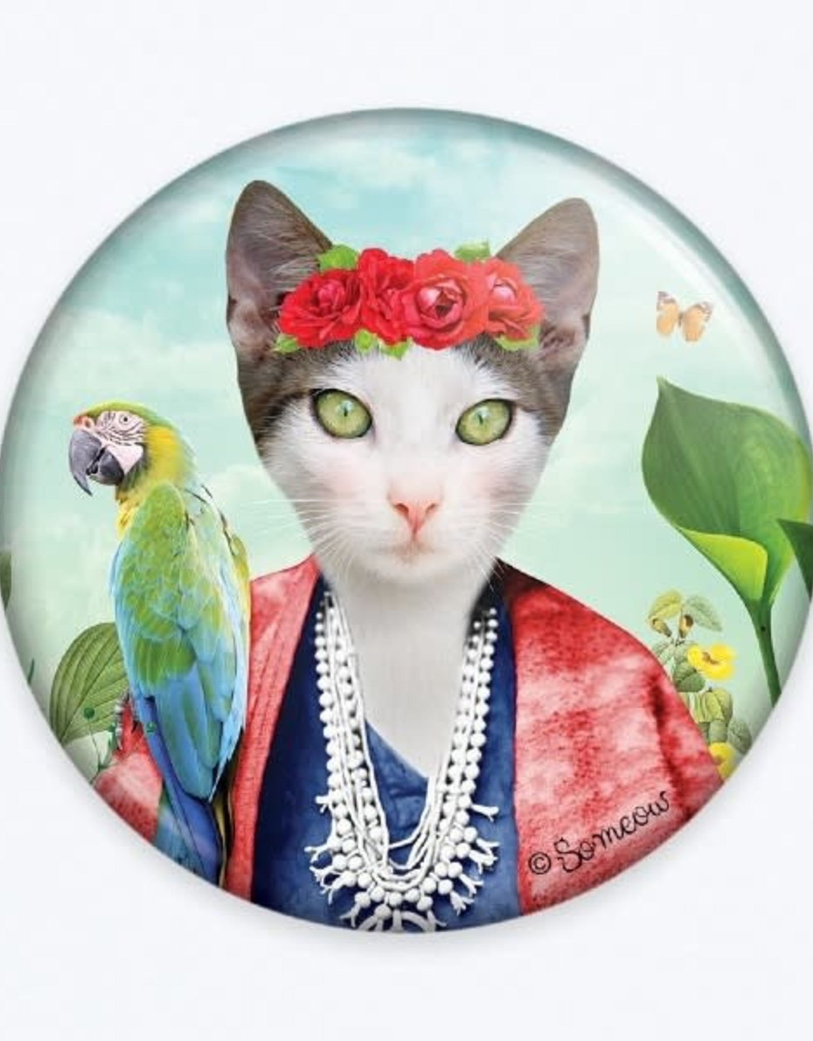 So Meow Aimants Frida Cathlo So Meow