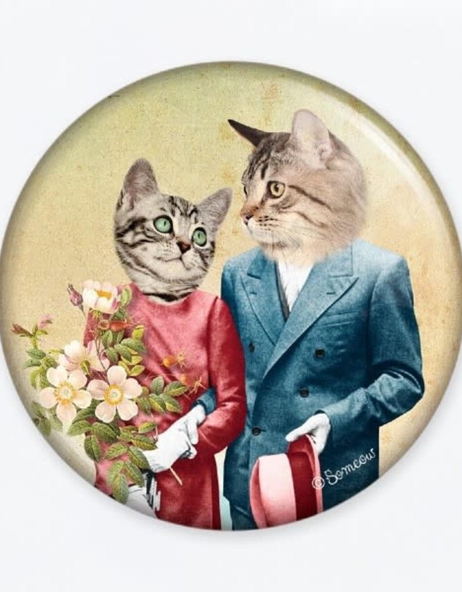 So Meow Aimant Les Amoureux So Meow