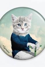 So Meow Aimant Au Jardin So Meow