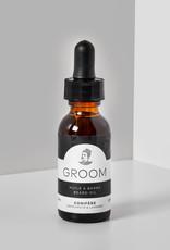 Groom Huile à Barbe fragrance Conifère 30ml Groom
