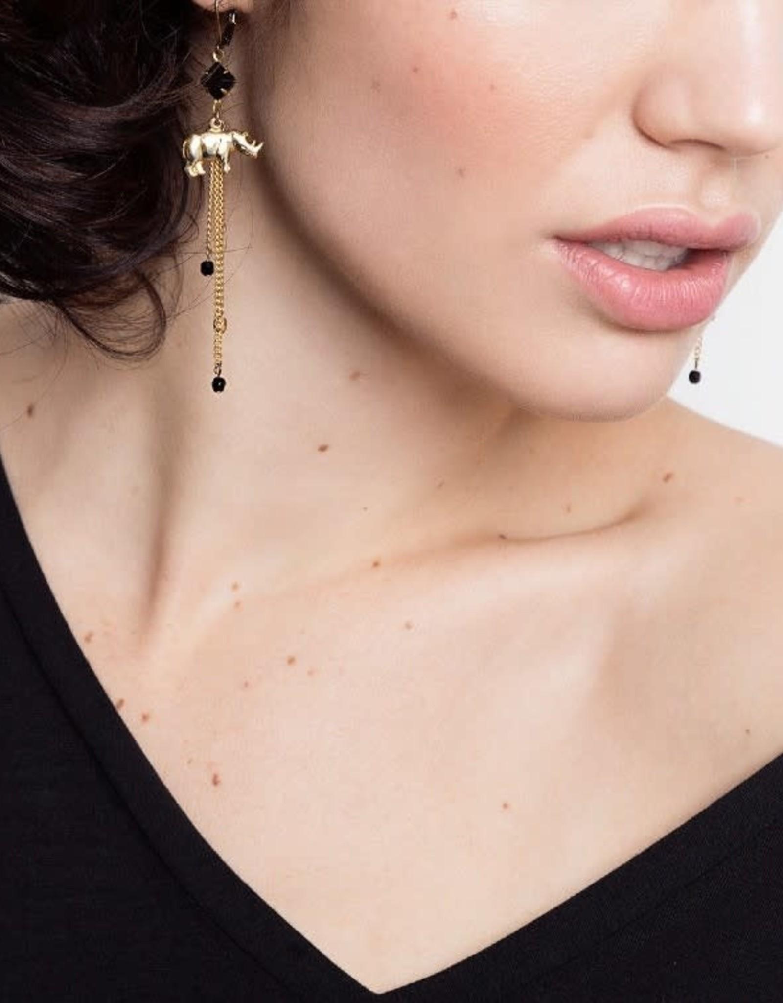 Sandrine Devost Boucles d'oreilles Greta Earrings SD951 Sandrine Devost
