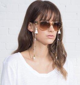 This Ilk Chaine lunettes Osheaga White&Ivory This Ilk