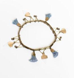 This Ilk Bracelet Endless Summer White & Denim This Ilk