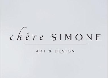 Chère Simone