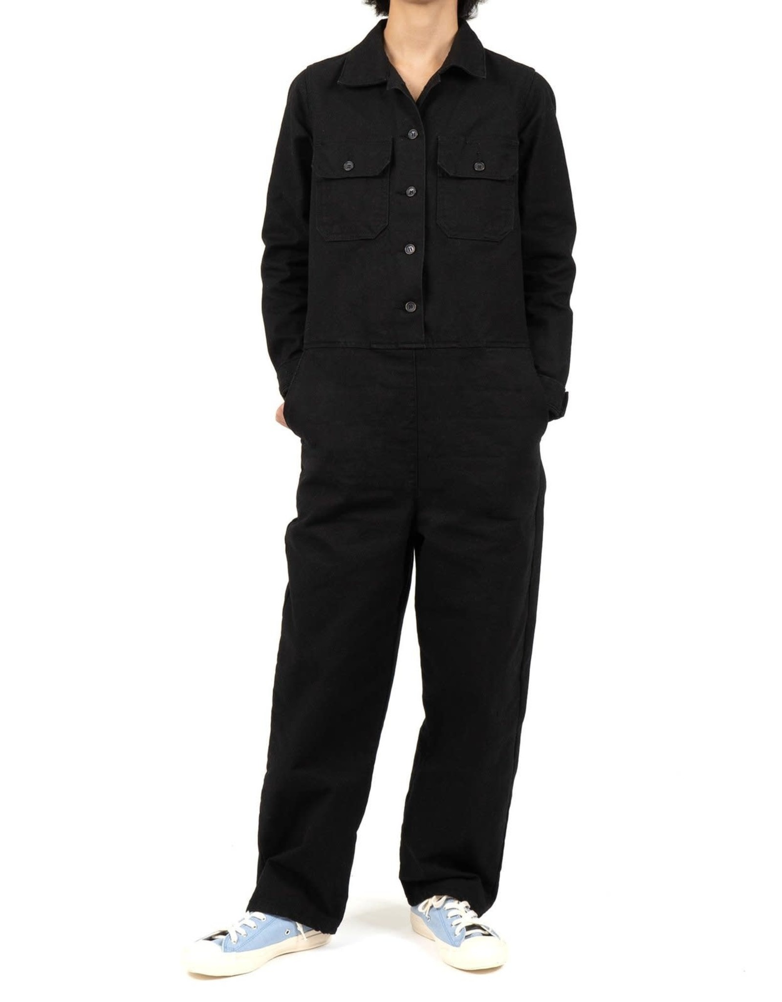 Naked and Famous Work Jumpsuit AH1920 Naked & Famous