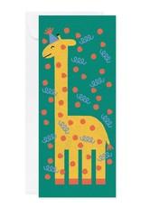 Paperole Carte de Souhait Girafe Paperole