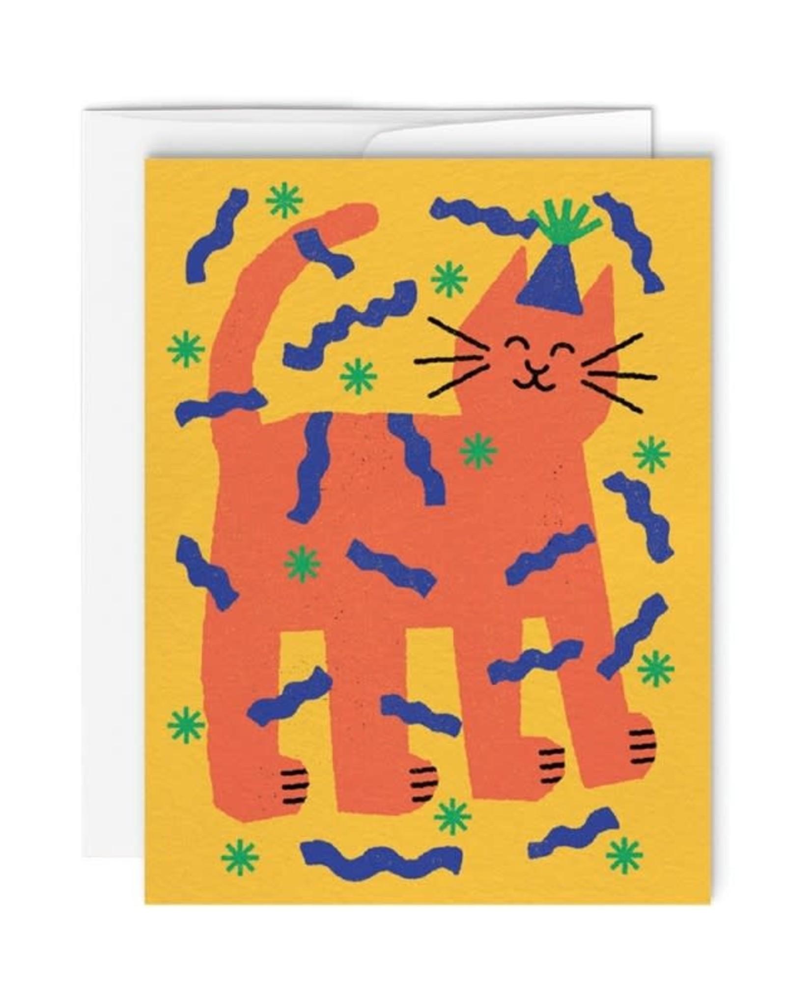 Paperole Carte de Souhait Minou Paperole