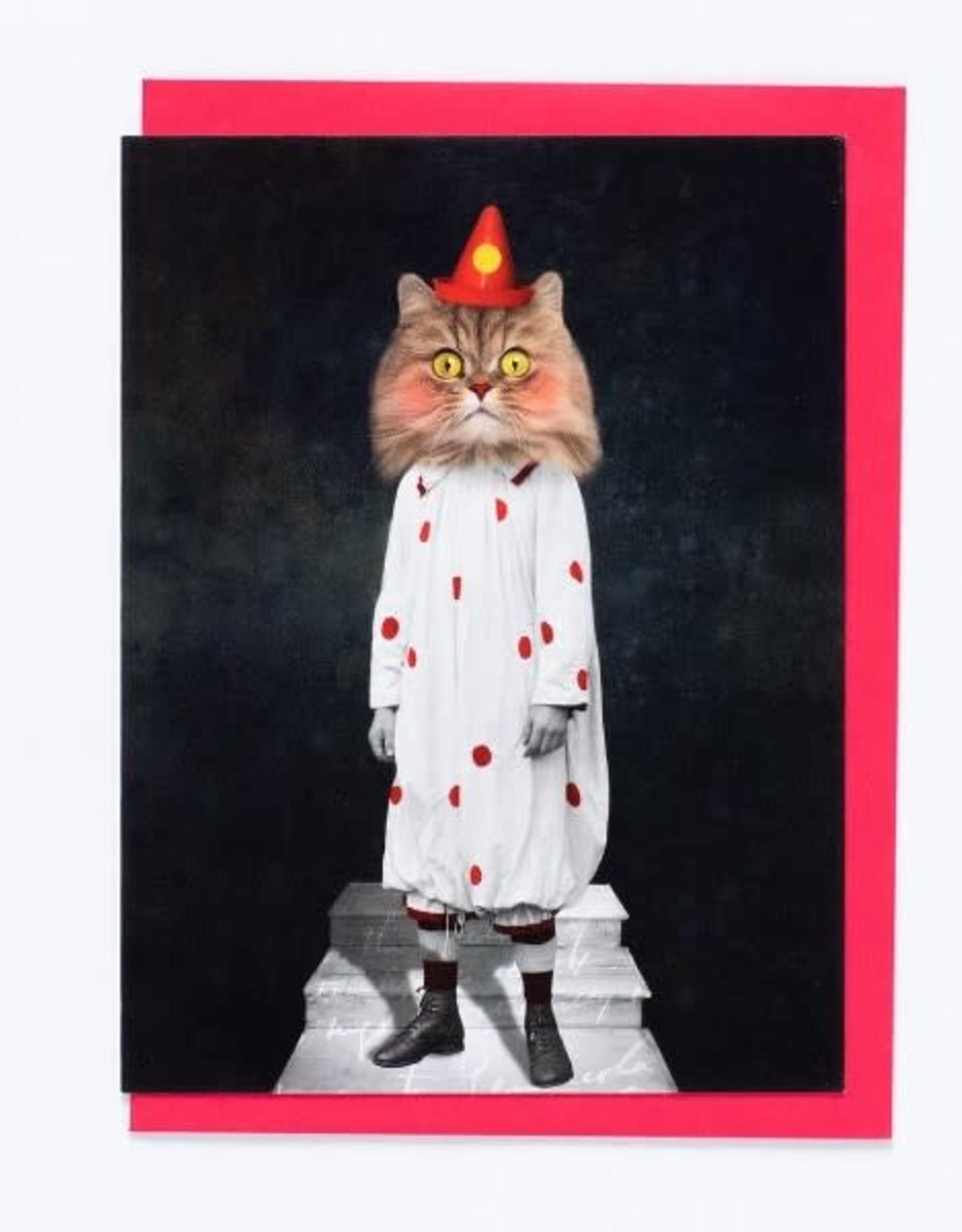So Meow Carte So Meow Le clown