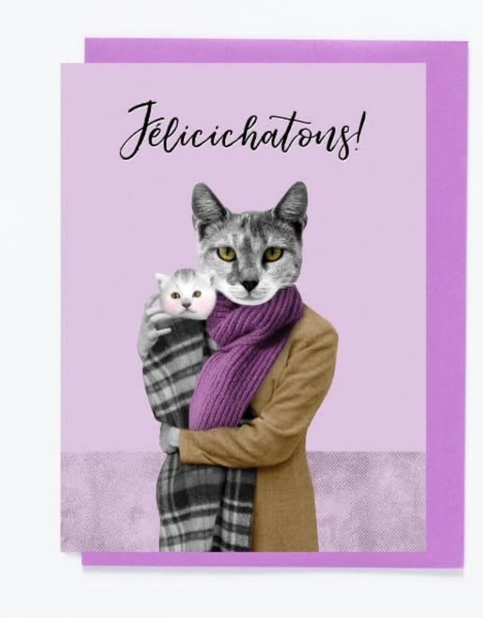 So Meow Carte So Meow Félicichatons!