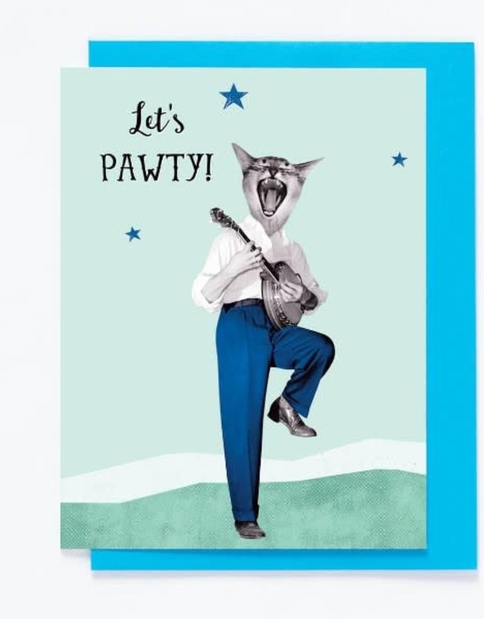 So Meow Carte So Meow Let's Pawty