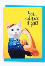 So Meow Carte So Meow You can do it girl