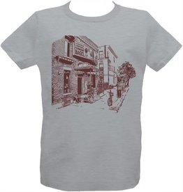 Tresnormale T-Shirt Enfant Avenue Fairmount Tresnormale Gris