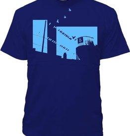 Tresnormale T-Shirt Enfant Brasseurs de Montréal Tresnormale Bleu