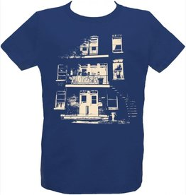 Tresnormale T-Shirt Enfant Triplex Tresnormale Bleu Marin