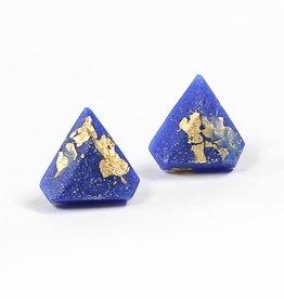 Bijoux Pepine Boucles d'oreilles Diamant Indigo Bijoux Pépine