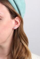 Bijoux Pepine Boucles d'oreilles Pinéale Lilas Bijoux Pépine