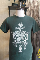 Sonambula T-ShirtTHEIR Homme Sonambula Vert