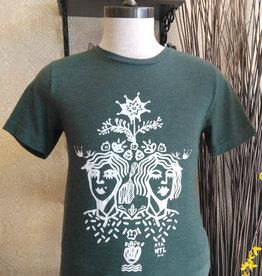 Sonambula T-Shirt THEIR Homme Sonambula Vert