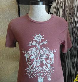 Sonambula T-Shirt Homme Sonambula Vieux Rose