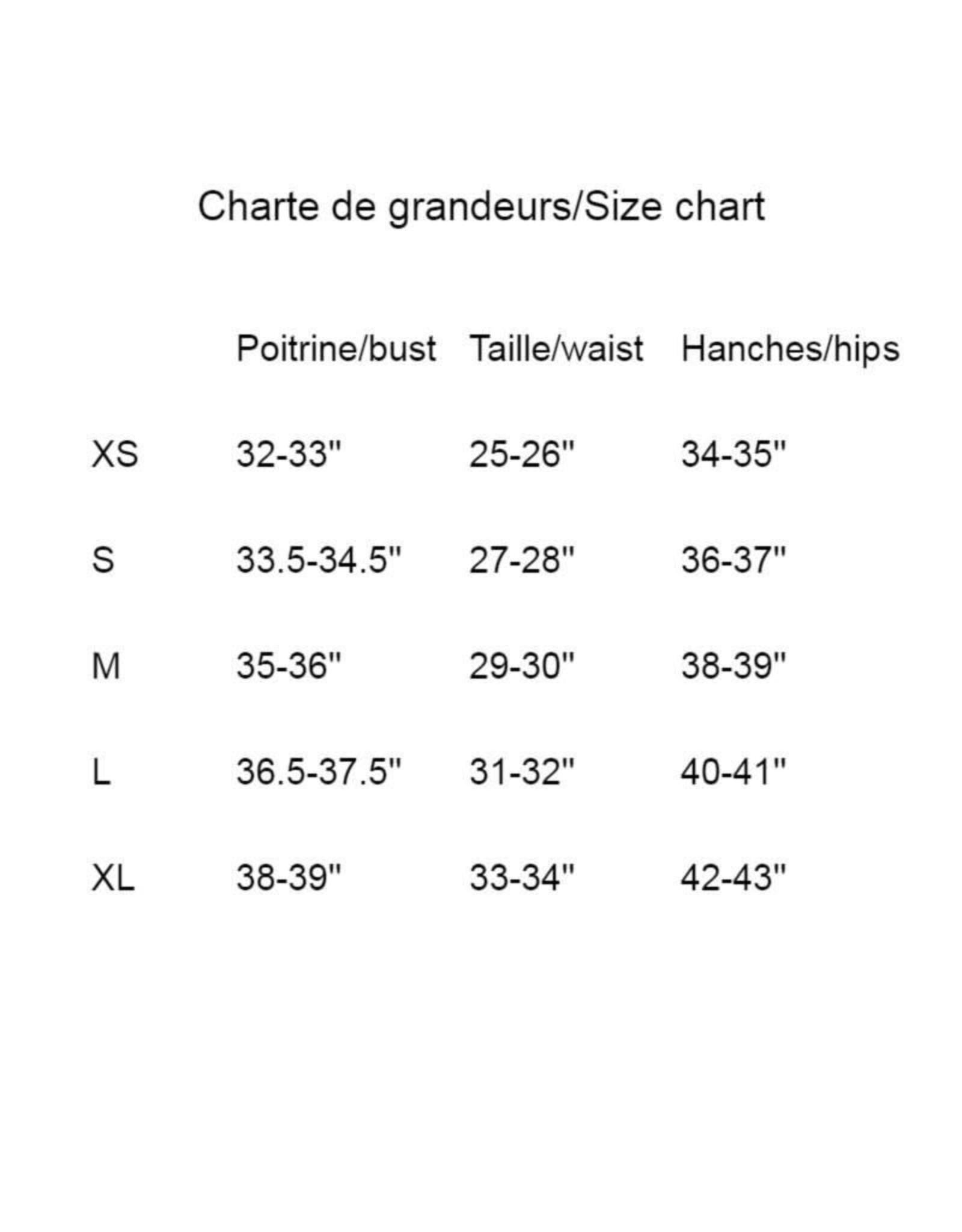 Jennifer Glasgow T-shirt Basic Lacroix PE20 Jennifer Glasgow Bend Print White