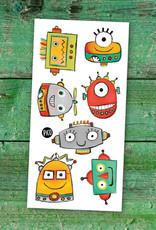 Pico Tatouage Pico Tatoo Les Robots rigolos
