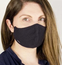 Bonnetier Masque en tissu Le Bonnetier Noir