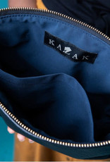Kazak Sac Woodstock Kazak  Cuir Noir Motifs