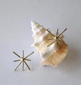 Marmod8 Boucles d'oreilles Mini Stars Gold Marmod8
