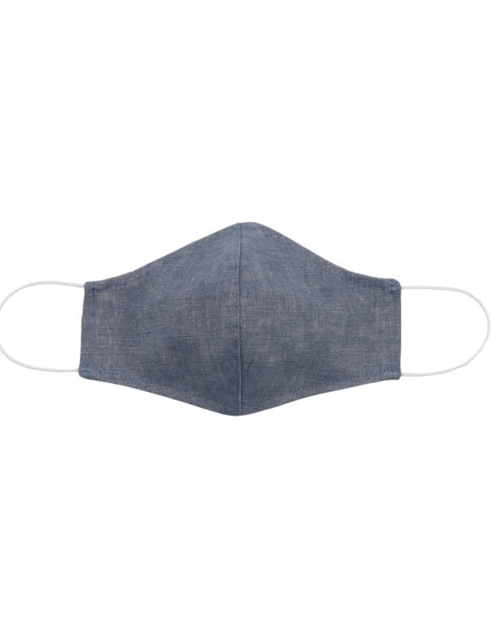 Naked and Famous Masque de protection Naked & Famous Selvedge Chambray