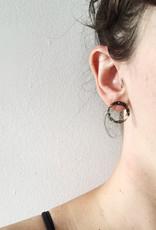 CartoucheMTL Boucles d'oreilles Céleste CartoucheMTL Vert