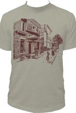 Tresnormale T-Shirt Homme Tresnormale Avenue Fairmount Gris Chiné