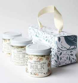 Dot and Lil Ensemble cadeau-Trois laits de bain Dot & Lil