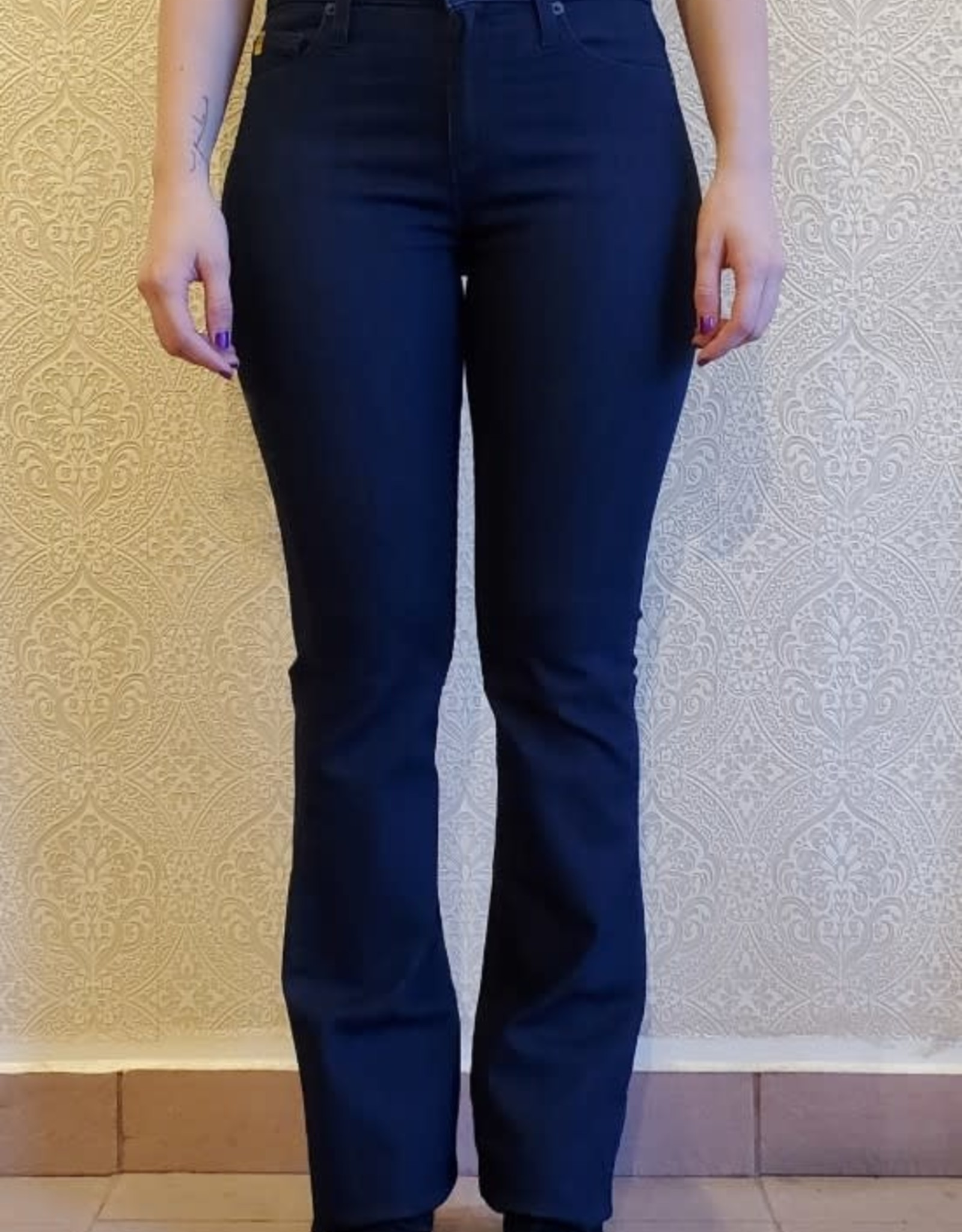 Yoga Jeans High Rise Bootcut 1165 Rinse Indigo Yoga Jeans