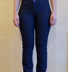 Yoga Jeans High Rise Straight Wide Waistband 1376 Yoga Jeans